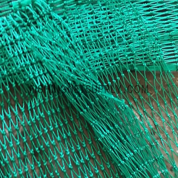 Double Knot PE Twist Fishing Netting