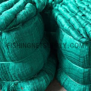 Diamond Mesh PE Twist Fishing Netting