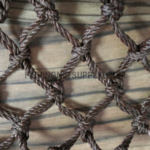 Double Line PE Twist Fishing Netting